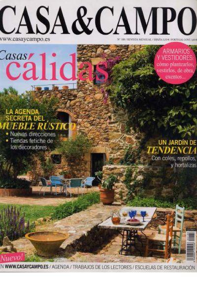 Casa jardin revista best revista decoracn en casa y jardn for Casa jardin revista