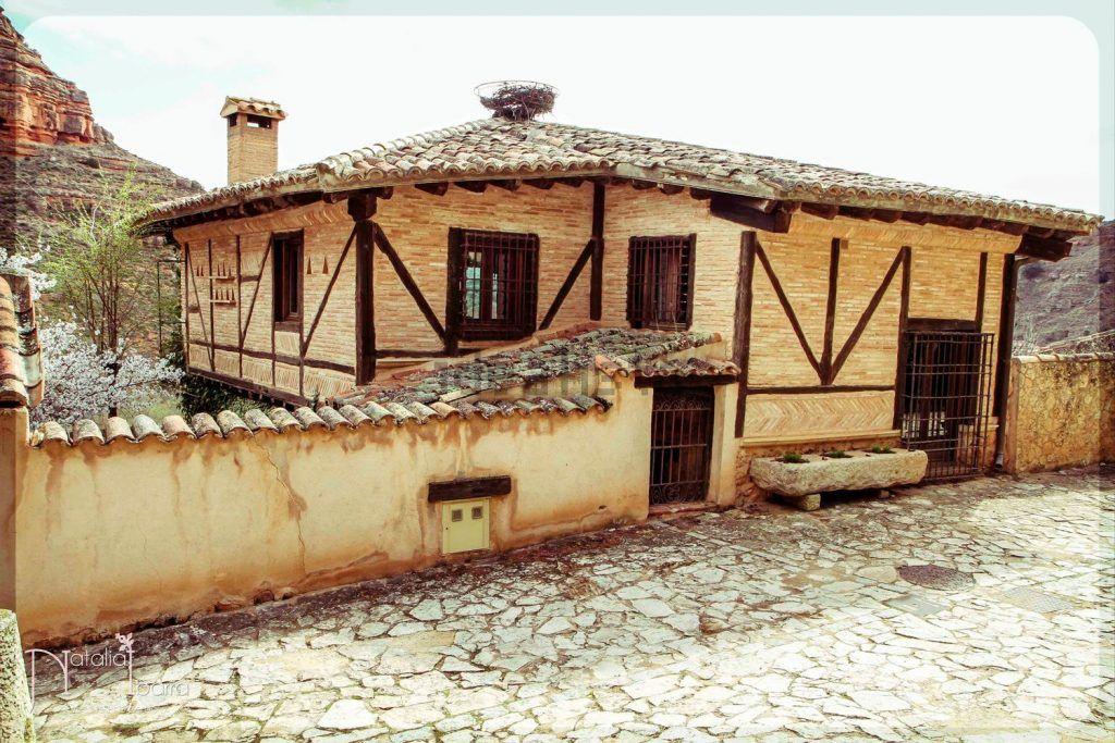 Construcci n de casas de piedra en soria - Construccion casa de piedra ...